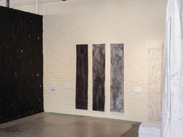 Cloth and Image Exhibition 2012